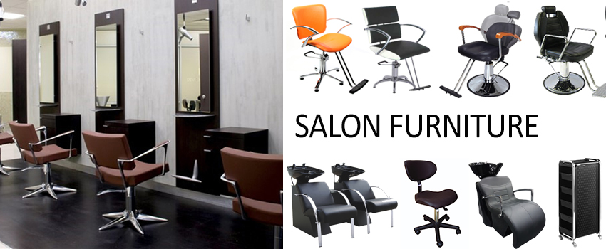 BEAUTY & SALON FURNITURE